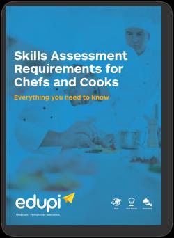 Skills Assessment Chefs Cooks